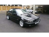 QUICK SALE Bmw 523i auto black leather fully loaded