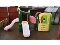 Little Tikes 8 in 1 Playground - good condition
