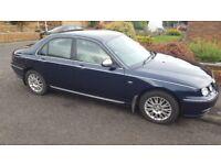 Rover 75 2.0 CDTi Connoisseur AUTO BMW Diesel 75,900 miles Luxury Motoring Cream Leather