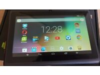 """BTC Fire 7"""" Android Tablet - Boxed as New"""
