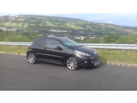 Peugeot 207 GTI 175 Turbo 1.6ltr Turbo 59 Reg MANY EXTRAS!! 1st Gear Issue but great car Repairs