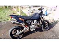 CCM 650 R30 Supermoto Bike