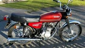 Honda Cg125 K1