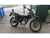 Derbi sender city cross 125cc swaps for 125 moped