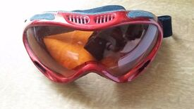 Skiing / motorcycle goggles excellent condition