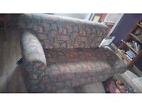 Free couch and reclining chair