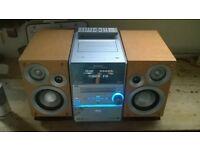 Panasonic dvd stereo system sa pm39d