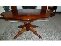 Occasional Table, Round Table, and Coffee table