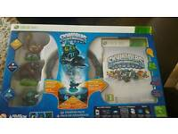 Skylanders starter pack for x box 360 and 3ds