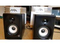 Studio Monitors/Speakers (pair) - RCF Ayra 5