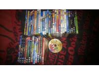 Joblot of kids dvds (Disney, marvel ect)