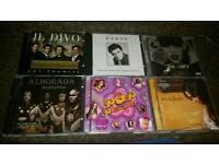 Music cds 1 pound each