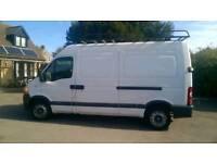 Excellent condition Renault Master Panel Van MK2 2.5 dCi MM 33 FWD 5 door