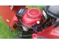 Honda 2315 hydrostatic
