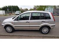 Ford Fusion 1.6 TDCi 5dr Diesel