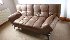 Click Clack Sofa Bed. Excellent condition.