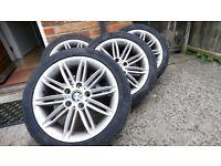 Bmw M Sport wheels x4
