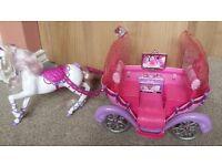 Barbie sets x 7