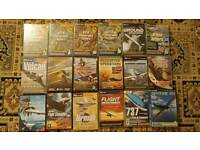 Microsoft flight simulator 2004 pc bundle