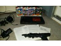Sega Master System. Sonic 1,2,3 and Deep Duck Trouble