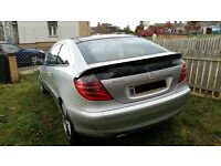 2002 Mercedes-Benz C200 Kompressor Manual Petrol