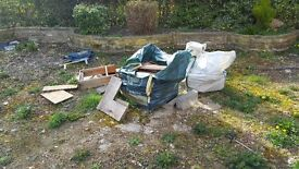 Free Two bags of mixed firewood wood