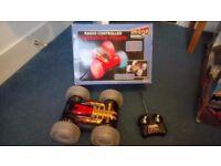 Radio controlled car - Lightstrike Flipper