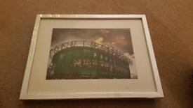 "Celtic Park Limited Edition Framed Print (16 x 12"")"