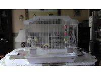 Bird Cage - Rainforest -Peurto Rica Cage - Budgies/paraquits