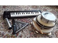 An Assortment of Musical Instruments