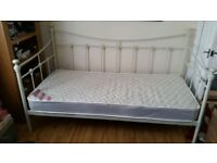 Single sized day/guest bed