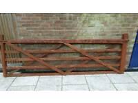 Gate - Fence