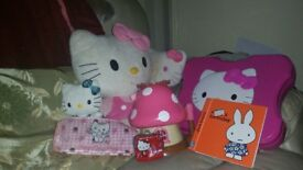 Hello kitty bundle toys