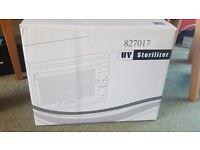 UV Steriliser brand new in box