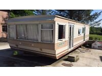 32x12 static caravan mobile home 2 bedroom
