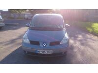 Renault grand espace automatic spare or repair