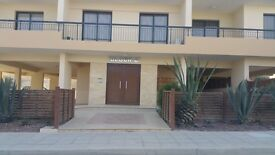 Holiday Apartment for sale In Teresfanou, Cyprus. 2 bedroom, 2 bathroom, shared pool.