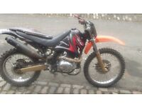 Dirt Bike and quad for spares and repairs