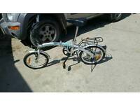 Proteam foldable 6 gear bicycle