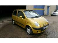 Daewoo matiz only done 38k long mot til Feb 2018 (not clio picanto punto corsa astra)