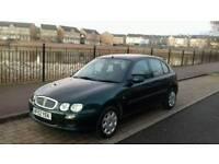 2002 rover 25 1.4 petrol,