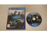 Need for Speed (2015) PS4 / Playstation 4 game