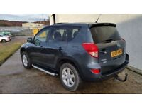 2009 TOYOTA RAV 4 XTR D-4D 4x4 HIGH SPEC-EXCELLENT EXAMPLE-READY FOR THE WINTER SEASON