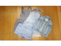 Bundle of clothes girls 10-11 year size
