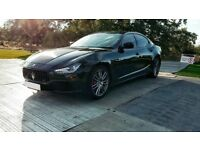 Maserati Ghibli 3.0 S 4dr (One of lowest mileage example!)
