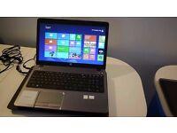"HP PROBOOK 450 G1 GAMING LAPTOP 15.6"" INTEL CORE I5 2.50GHz 8GB RAM 128GB SSD WINDOWS 1"