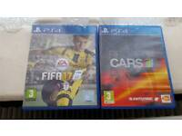 FOR SALE/SWAP FIFA 17 & PROJECT CAR £25 FOR BOTH OR SWAP FOR PROJECT CAR 2