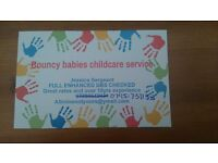 Babysitter/mothers helper service offered