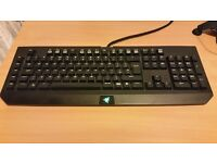 Razer Blackwidow Gaming Mechanical Keyboard