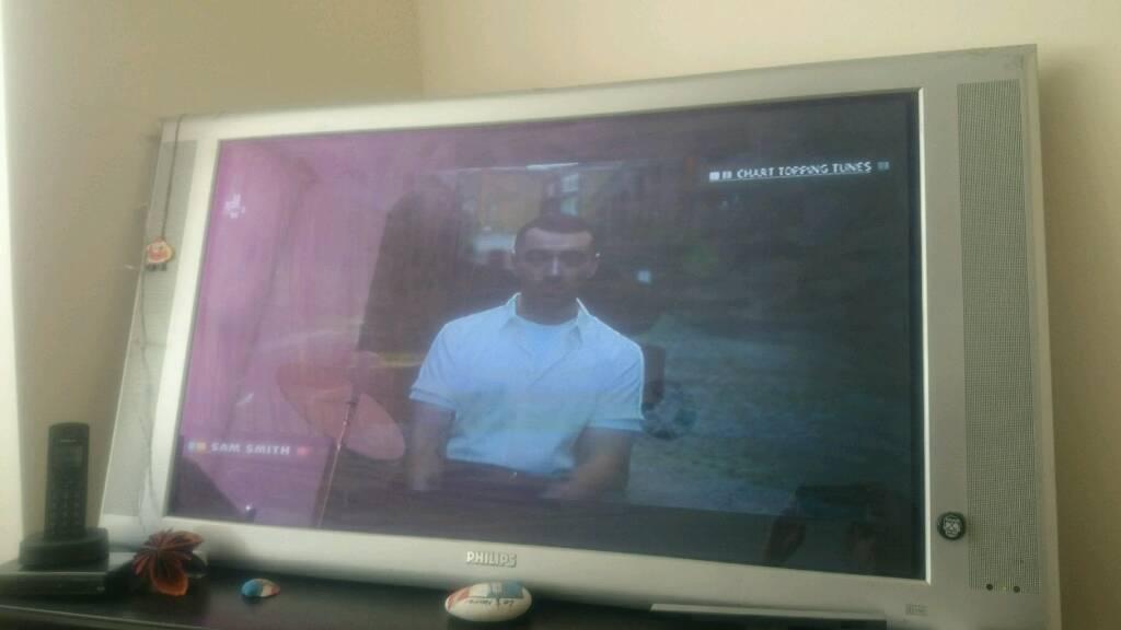 Philips 42 Tv not HD